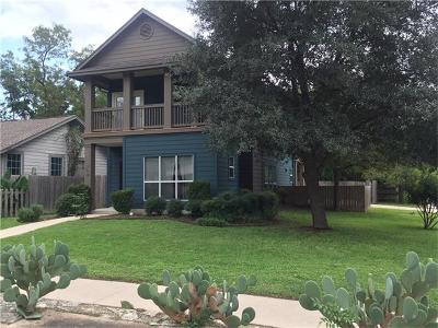 Austin TX Single Family Home For Sale: $587,000