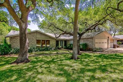 Austin Single Family Home For Sale: 12007 Millwright Pkwy