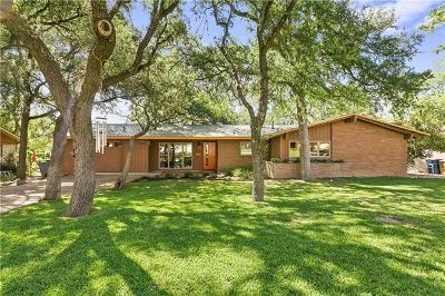 Austin Single Family Home Pending - Taking Backups: 2903 Cedarview Dr