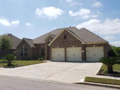Pflugerville Single Family Home For Sale: 3213 Falconers Way