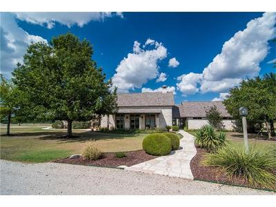 Williamson County Single Family Home For Sale: 1990 County Road 127