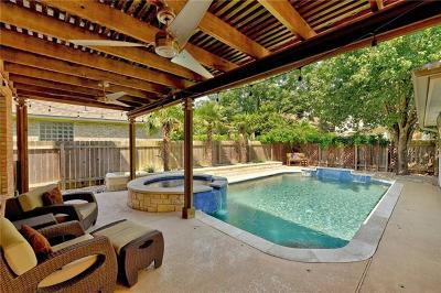 Travis County Single Family Home For Sale: 5819 Republic Of Texas Blvd