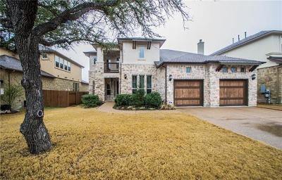 Cedar Park TX Single Family Home For Sale: $635,000