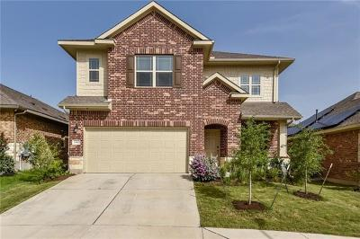 Pflugerville Condo/Townhouse For Sale: 13910 Stripling Ln