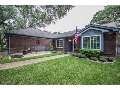 Single Family Home For Sale: 1204 Parrot Trl