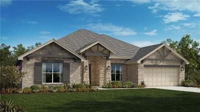 Pflugerville Single Family Home For Sale: 3316 Plover Rain Way