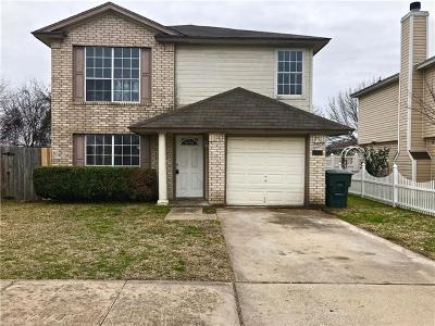 Killeen Single Family Home For Sale: 2306 Tracey Ann Ln