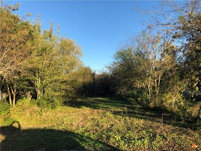 Seguin Residential Lots & Land For Sale: 1109 Avenue D