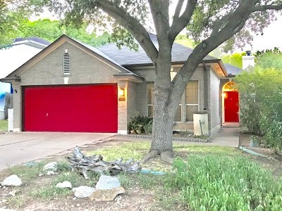 Austin Single Family Home For Sale: 1312 Strickland Dr