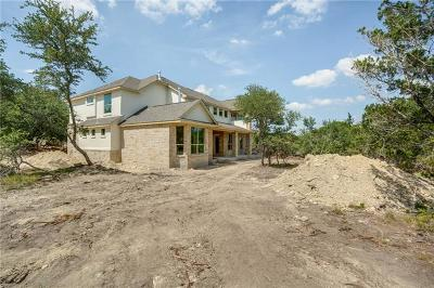 Dripping Springs Single Family Home For Sale: 17703 Eastward Look