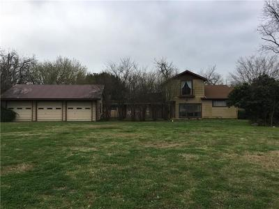 Williamson County Single Family Home For Sale: 301 S Willis St S