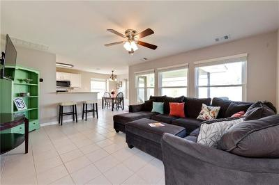 Leander Single Family Home For Sale: 2407 Socorro Bnd