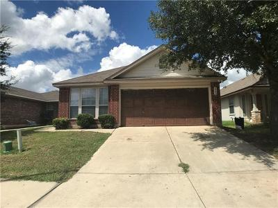 Austin Single Family Home For Sale: 3402 Barksdale Dr