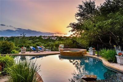 Austin Single Family Home Pending - Taking Backups: 1616 Lakecliff Hills Ln