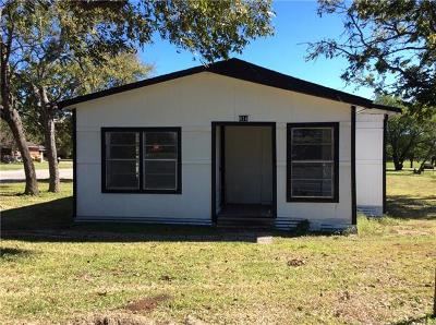 Giddings Single Family Home For Sale: 616 S Main St