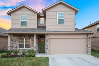 Single Family Home For Sale: 6712 Swamp Mallow