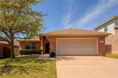 Austin Single Family Home For Sale: 11700 Larch Valley Dr