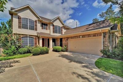 Austin Single Family Home For Sale: 11512 Brandon Parke Trl