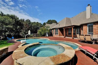 Round Rock Single Family Home Pending - Taking Backups: 3596 Alexandrite Way