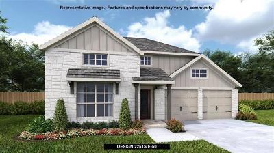 Georgetown Single Family Home For Sale: 132 San Domenico Cv