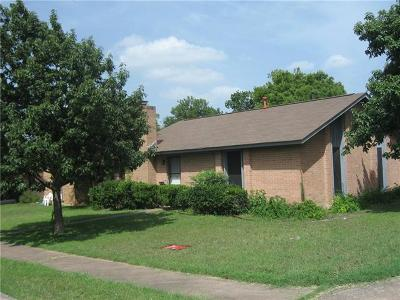 Austin Multi Family Home Pending - Taking Backups: 10001 Quail Hutch Dr