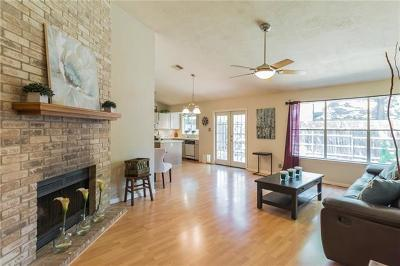Hays County, Travis County, Williamson County Single Family Home For Sale: 802 Tensley Trl