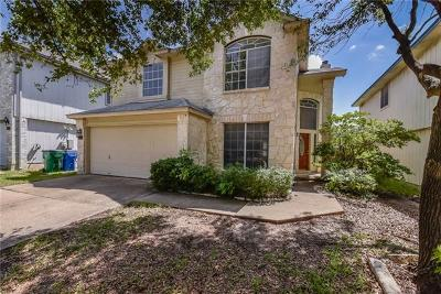 Pflugerville Single Family Home For Sale: 17311 Manish Dr