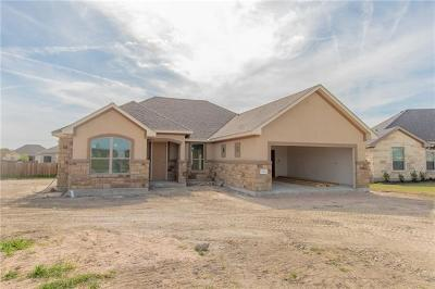 Jarrell Single Family Home For Sale: 121 Don Dr