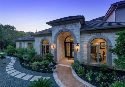 Single Family Home For Sale: 6400 Culpepper Cv