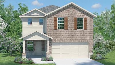 Manor Single Family Home For Sale: 14815 Breccia Rd