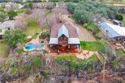 Single Family Home For Sale: 2614 S Pace Bend Rd