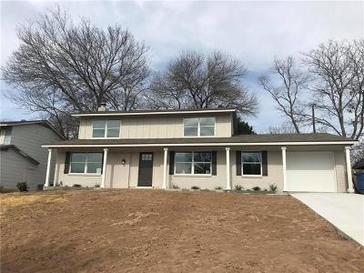 Travis County Single Family Home Pending - Taking Backups: 6710 Tulsa Cv