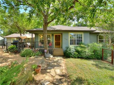 Austin Single Family Home For Sale: 1718 Valeria St