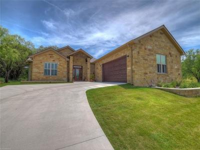 Horseshoe Bay Single Family Home For Sale: 315 Apache Tears