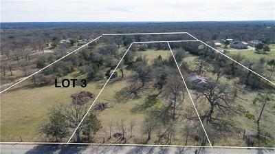Manor Residential Lots & Land Pending - Taking Backups: 137 Dry Creek - Lot 3 Rd