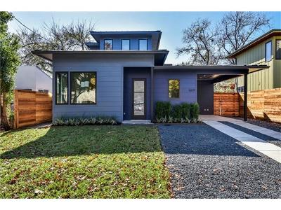Austin Single Family Home For Sale: 1609 Bauerle Ave