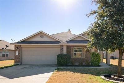 Hutto Single Family Home For Sale: 210 Foxglove Dr