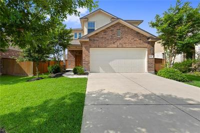 Georgetown Single Family Home For Sale: 1212 April Meadows Loop