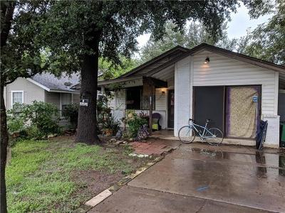 Austin TX Single Family Home For Sale: $174,900