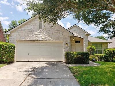 Single Family Home For Sale: 14914 Doria Dr