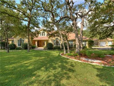 Bastrop County Single Family Home For Sale: 114 Juniper Trl