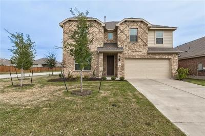Pflugerville Single Family Home For Sale: 20025 Rhiannon Ln