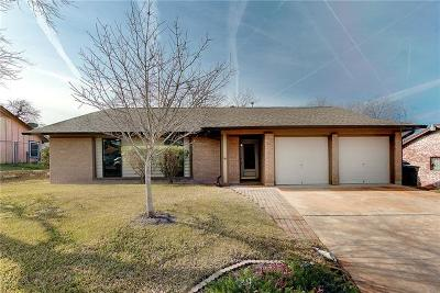 Travis County Single Family Home For Sale: 1405 Werner Hill Dr