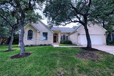 Travis County, Williamson County Single Family Home Pending - Taking Backups: 5824 Miramonte Dr