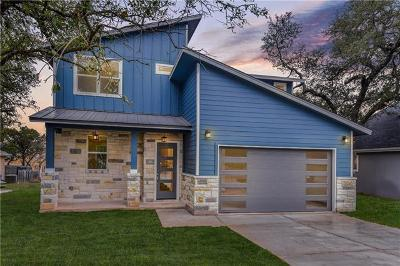 Point Venture Single Family Home For Sale: 18529 Staghorn Dr