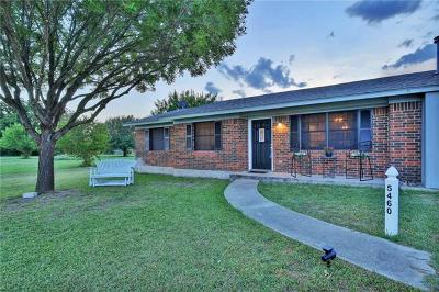 Taylor Single Family Home Pending - Taking Backups: 5460 Fm 973