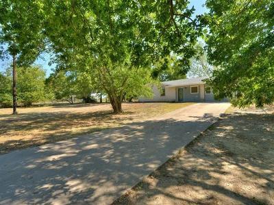 Burnet County Single Family Home For Sale: 421 Chisum Trl