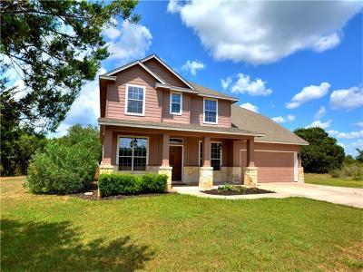Austin Single Family Home For Sale: 11204 Southwest Oaks
