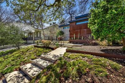 Austin Single Family Home For Sale: 909/907 Post Oak St