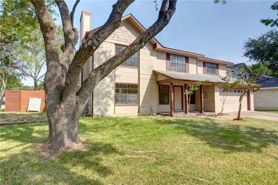 Travis County Single Family Home For Sale: 7402 Whistlestop Dr